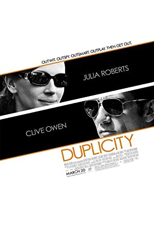 Duplicity poster