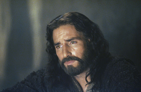 Jim Caviezel in The Passion of the Christ (2004)