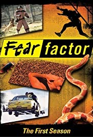 First Celebrity Fear Factor Poster