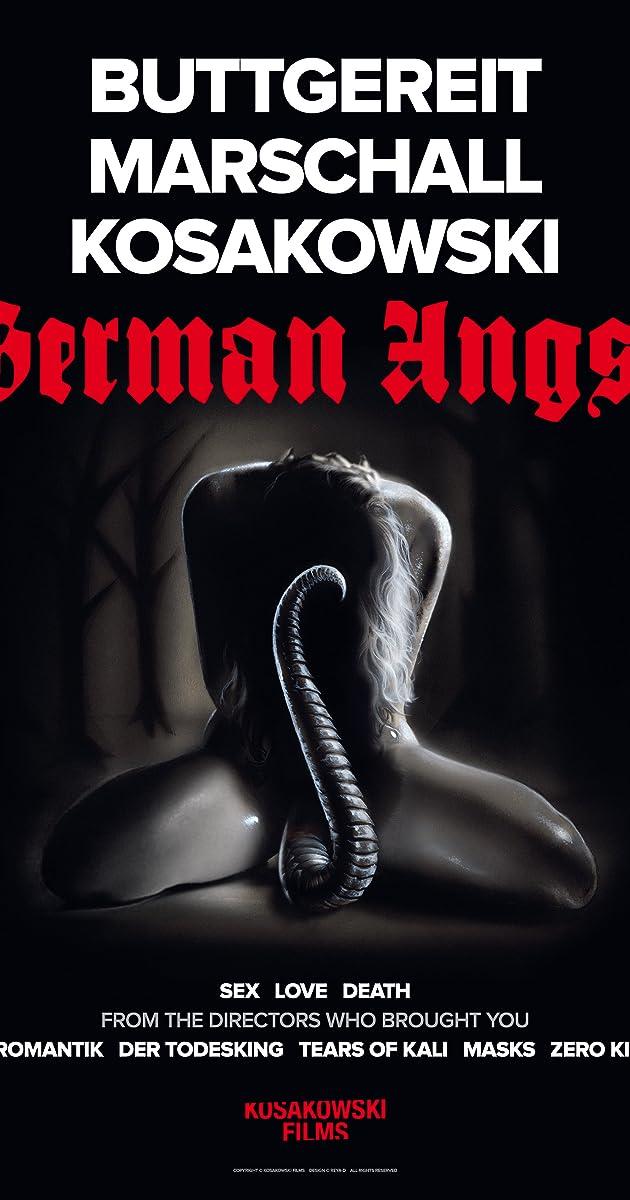 German Angst Film