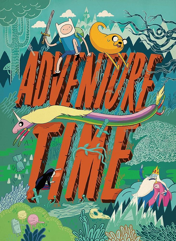 Adventure Time S09E15 The Wild Hunt 1080p AMZN WEB-DL DDP2 0 H 264-CtrlHD [rarbg]