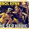 Errol Flynn and Alan Hale in The Sea Hawk (1940)