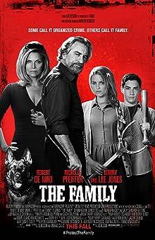 Poster Malavita - The Family