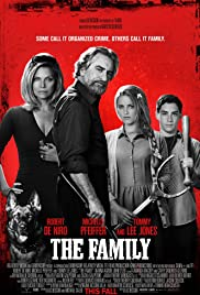 The Family (2013) Poster - Movie Forum, Cast, Reviews