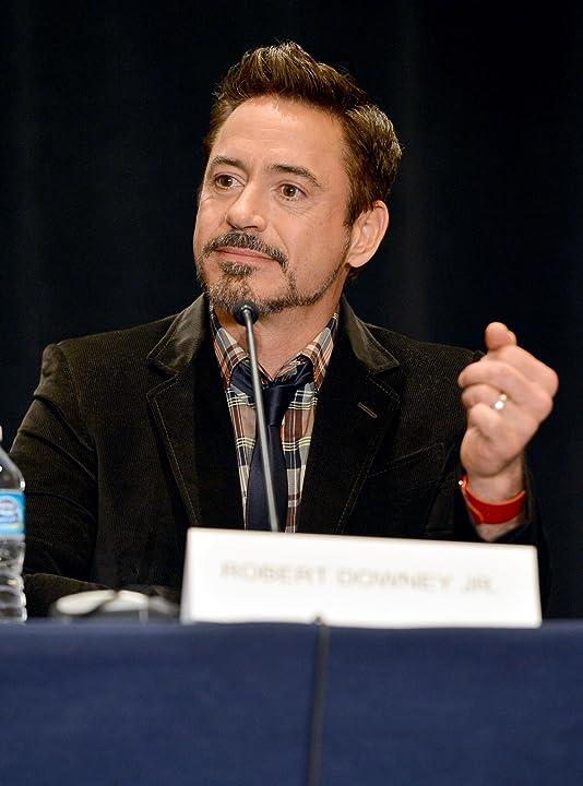 Robert Downey Jr. at Iron Man 3 (2013)
