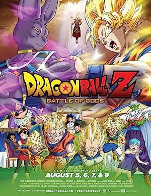 Dragon Ball Z : La Batalla de los Dioses -