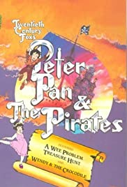 Peter Pan and the Pirates Poster