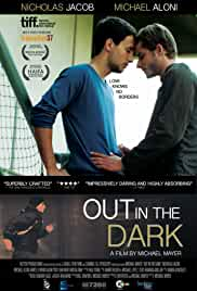 Out in the Dark film poster