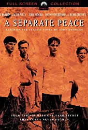 an analysis of the rivalry and competition in the novel a separate peace by john knowles Home language arts  novel guides  a separate peace  further reading related reading a separate peace john knowles  tell students that competition.