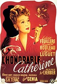L'honorable Catherine Poster