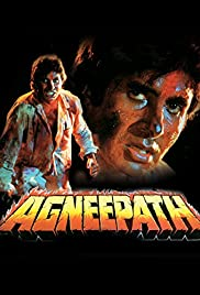 Agneepath (1990) Poster - Movie Forum, Cast, Reviews