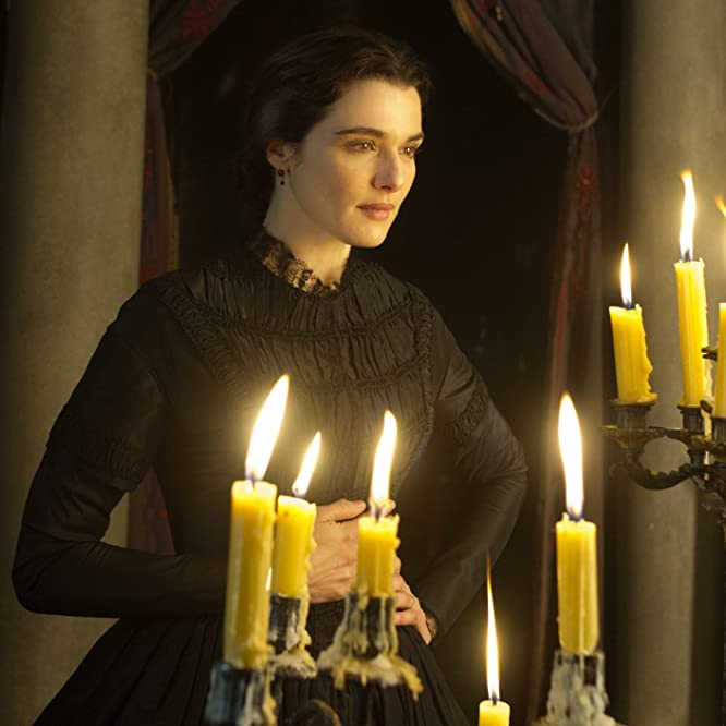 Rachel Weisz in My Cousin Rachel (2017)