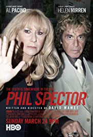 Phil Spector (2013) Poster - Movie Forum, Cast, Reviews
