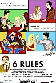 6 Rules Poster