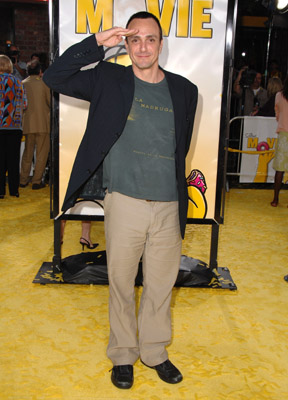 Hank Azaria at an event for The Simpsons Movie (2007)