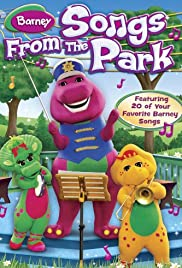 Barney Songs from the Park Poster