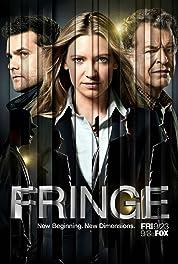 Fringe - Season 3 poster