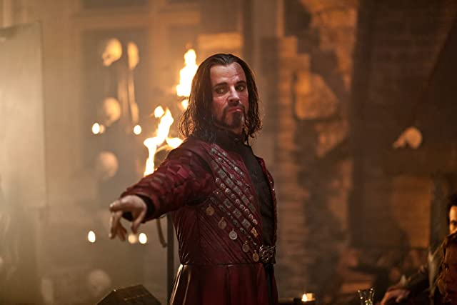 Paul Rhys in Da Vinci's Demons (2013)