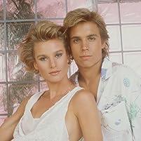 Nicollette Sheridan and Pat Petersen in Knots Landing (1979)