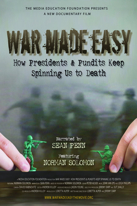 image War Made Easy: How Presidents & Pundits Keep Spinning Us to Death Watch Full Movie Free Online