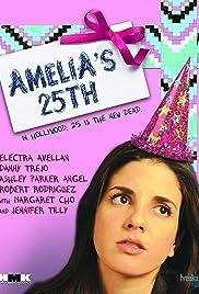 Amelia's 25th Poster
