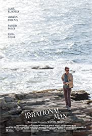 Irrational Man (2015) Poster - Movie Forum, Cast, Reviews
