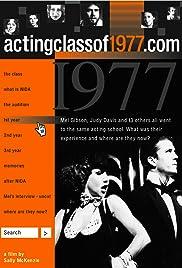 Actingclassof1977.com Poster