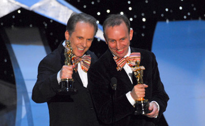 Steve Box and Nick Park at The 78th Annual Academy Awards (2006)