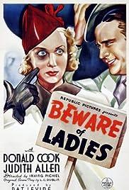 Beware of Ladies Poster