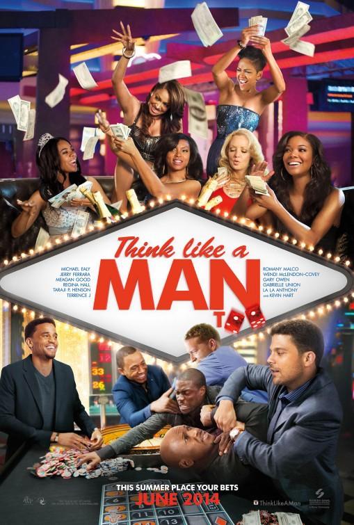 Galvok kaip vyras 2 / Think Like a Man Too (2014) žiūrėti online