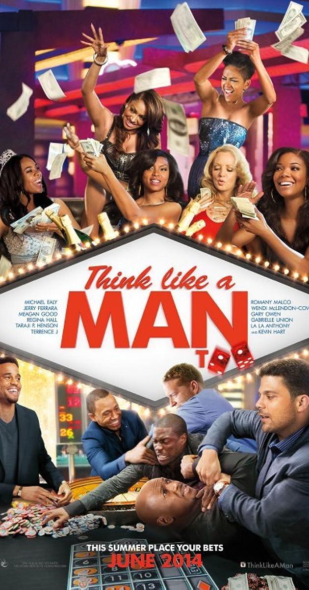 Galvok kaip vyras 2 / Think Like a Man Too (2014) Online