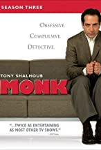 Primary image for Mr. Monk Takes His Medicine