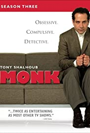 Mr. Monk and the Panic Room Poster