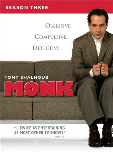 Monk: Mr. Monk Gets Cabin Fever | Season 3 | Episode 12