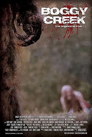 Boggy Creek (2010)