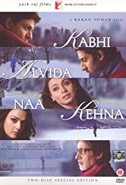 Kabhi Alvida Naa Kehna (2006) Poster - Movie Forum, Cast, Reviews