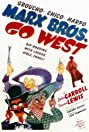 Go West (1940) Poster
