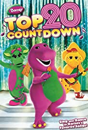Barney: Top 20 Countdown Poster