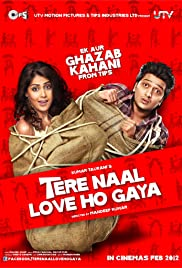 Tere Naal Love Ho Gaya (2012) Poster - Movie Forum, Cast, Reviews