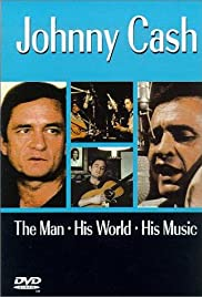 Johnny Cash! The Man, His World, His Music Poster