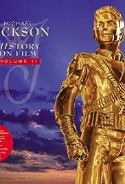Michael Jackson: HIStory on Film - Volume II(1997) Poster - Movie Forum, Cast, Reviews