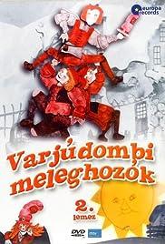 Az ellopott varázsernyö Poster