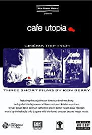 Cafe Utopia: Cinéma Trip Tych Poster