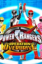 Image of Power Rangers Operation Overdrive