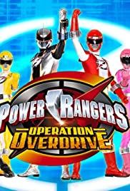 Power Rangers Operation Overdrive Poster - TV Show Forum, Cast, Reviews
