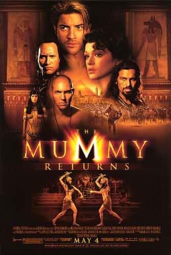 The Mummy Returns 2001 Hindi Dual Audio 720p BRRip full movie watch online freee download at movies365.org