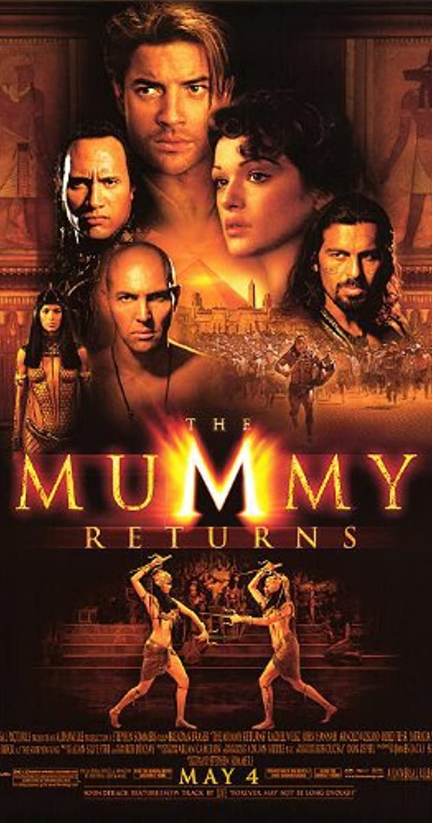 მუმია 2: დაბრუნება