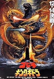 Godzilla vs. King Ghidorah(1991) Poster - Movie Forum, Cast, Reviews