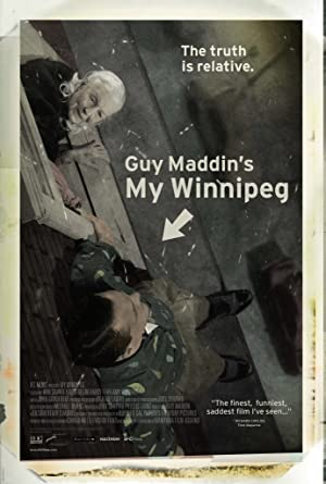 My Winnipeg Pelicula Poster