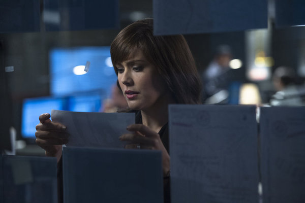 Blacklist: Gina Zanetakos (No. 152) | Season 1 | Episode 6